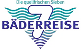 Farbiges Logo von 7 Bäderreise