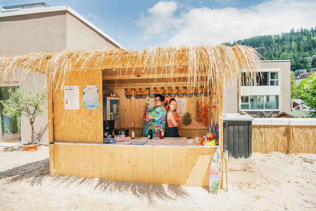 BALI Strand Cocktailbar